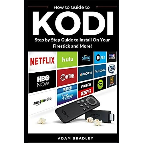 Firestick with Kodi: Amazon com