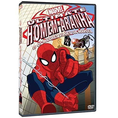 HOMEM ARANHA - VS OS MAIORES VI(DVD)