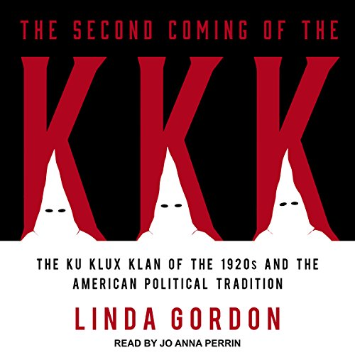 The Second Coming of the KKK cover art