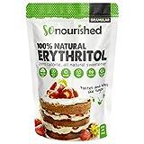 Erythritol Sweetener Granular (454 Grams / 16 OZ) - No Calorie Sweetener, Non-GMO