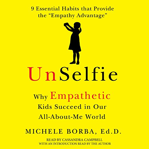UnSelfie audiobook cover art