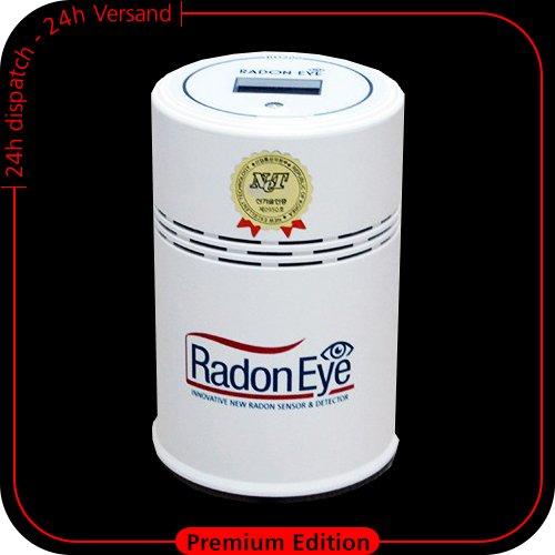 RADONEYE GAS MEDIDOR RADON-EYE CASA BODEGA DETECTOR RADIACTIVIDAD RN2