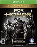 For Honor - Gold Edition (輸入版:北米) - XboxOne