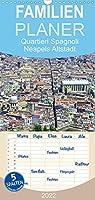 Quartieri Spagnoli Kalender 2022 - Familienplaner hoch (Wandkalender 2022 , 21 cm x 45 cm, hoch): Die Altstadt Neapels (Monatskalender, 14 Seiten )