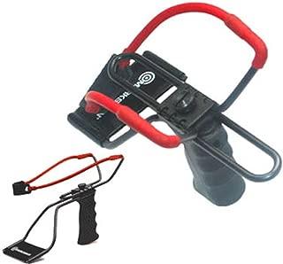 Marksman 3061 Adjustable Sling Shot, Blk Handle w/Red Band