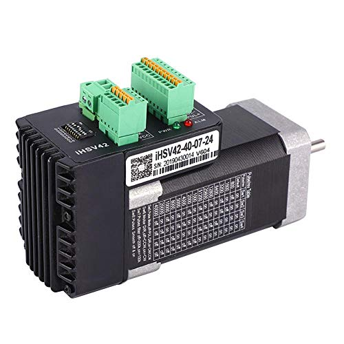 High Speed DC24 Stepper Motor over-voltage protection Closed-Loop...