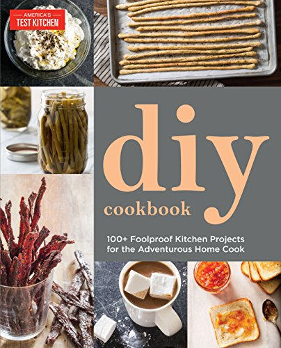 The Do-It-Yourself Cookbook: Can It, Cure It,...
