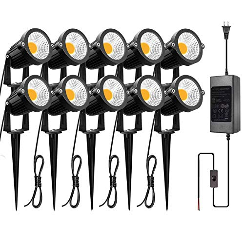 See the TOP 10 Best<br>Outdoor Landscape Lighting Kits