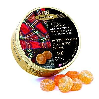simpkins butterscotch drops travel sweets Simpkins Butterscotch Drops Travel Sweets 51DsBoAiJ1L