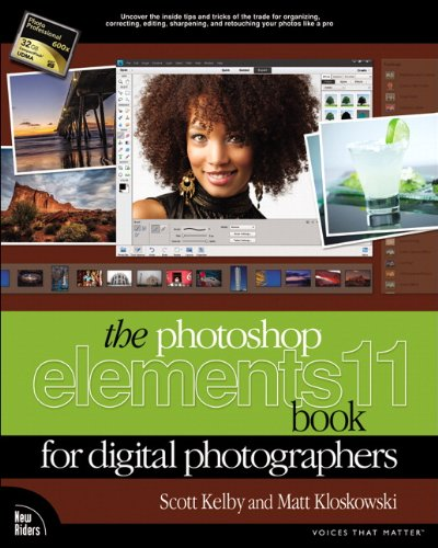 Photoshop Elements 11 Book for Digital Photographers, The (Voices That Matter) (English Edition)