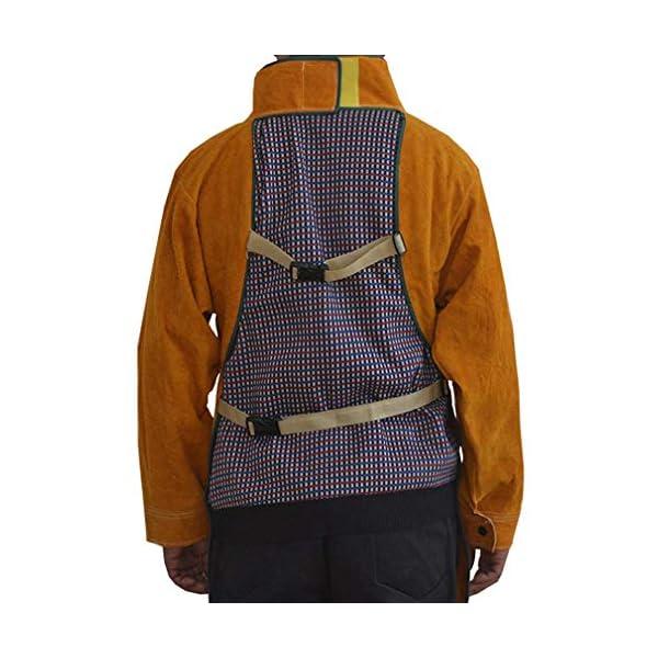 Leather Welding Jacket 4