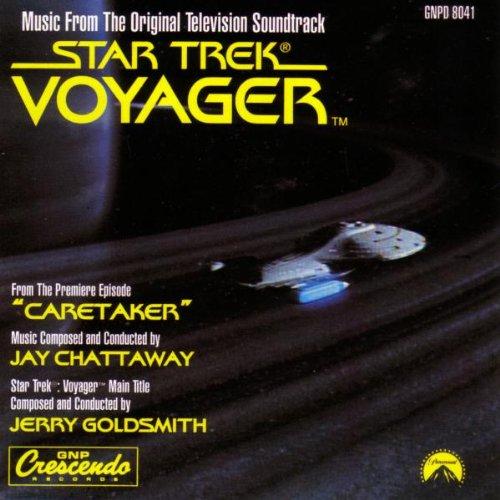 Voyager CD by Jerry Goldsmith, Jay Chattaway uva