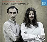 Passion of Musick by DOROTHEE / GHIELMI,VITTORIO OBERLINGER