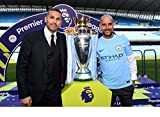 Import Posters Manchester City F.C – PEP Guardiola –