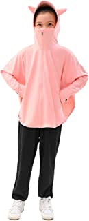 UV Protection Clothing UPF 600+ Hoodie for Kids-Skin...