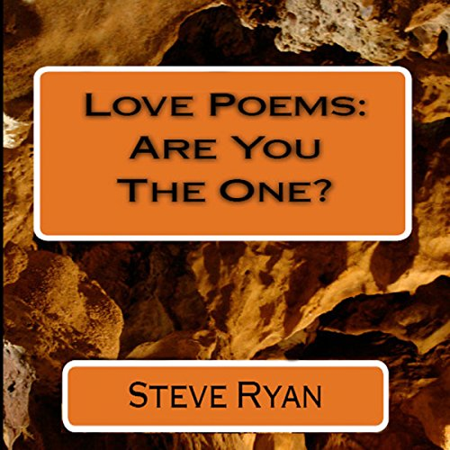 Love Poems: Are You the One? audiobook cover art