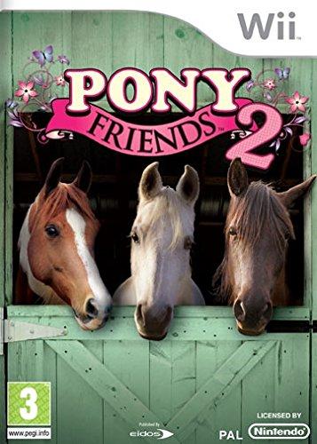 Eidos Pony Friends 2 - Juego (Nintendo Wii, Simulación, E (para todos))