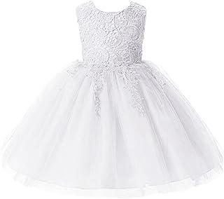 0319717935d26 WanYang Robe De Soirée Filles Princesse pour Enfant Fleur Fille Princesse  Costume De Cérémonie Spectacle De