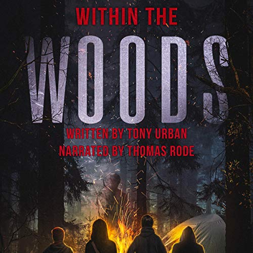 Within the Woods audiobook cover art