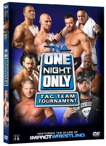 TNA Impact Wrestling - One Night Only: Tag Team Tournament 2013 Event DVD