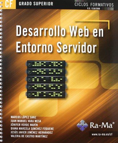 Desarrollo web en entorno servidor (GRADO SUPERIOR