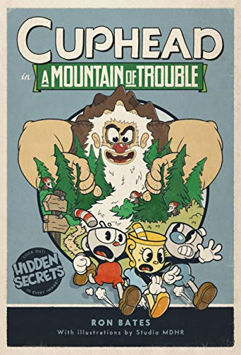 Cuphead in A Mountain of Trouble: A Cuphead Novel (English Edition)