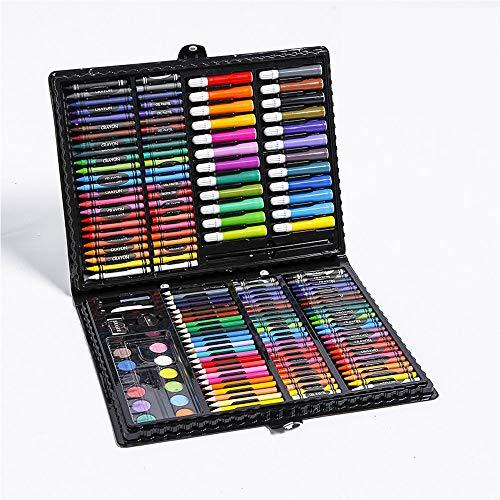 Children's Borstel van de waterverf schilderij set, briefpapier Color borstel set kan worden gewassen, Geschikt voor strips, schilderen, kunst Schilderen