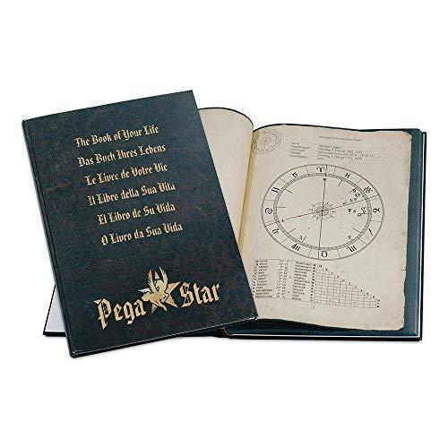 Das Buch deines Lebens - Das ganz persönliches Horoskop, Geschenke für Frauen, Familie und Mama zum Geburtstag, Geschenkideen für beste Freundin, Lebenshoroskop, Geburtshoroskop personalisiert