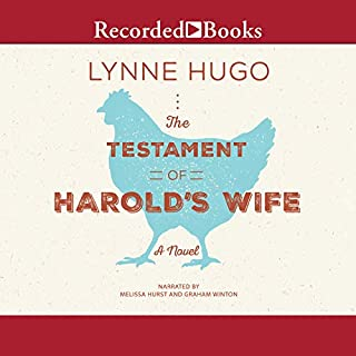 The Testament of Harold's Wife audiobook cover art
