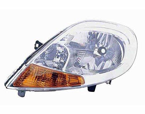 Aftermarket RE65301D - koplamp rechts met gele knipperlichten