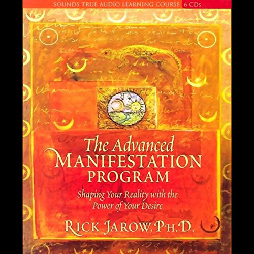 The Advanced Manifestation Program  By  cover art