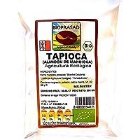 Bioprasad Harina de mandioca bio sin gluten 500 g