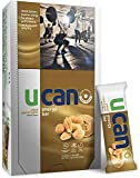 UCAN Energy Bars with SuperStarch - 12 Count (Salted Peanut Butter)