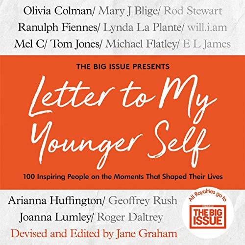 Letter to My Younger Self cover art