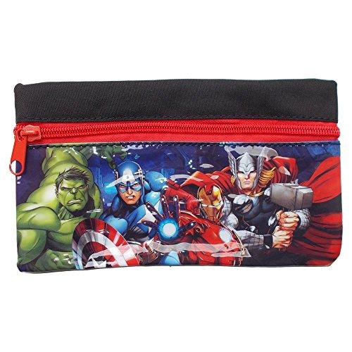 Star Caso DE LOS Vengadores Avengers Marvel Portador CM 20,5X11,5 BISAGRA 1 - 44472/1