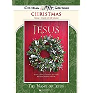 Boxed Cards - Christmas - The Name of Jesus KJV Scripture (12 ct)
