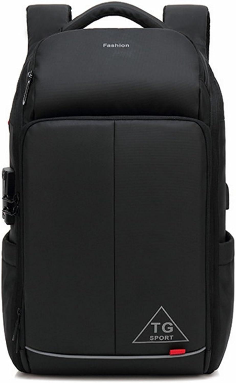 JESSIEKERVIN YY3 Business Bag Männer USB Port Mount Rucksack Tasche Kopfhörer Loch Design Anti-Diebstahl-große Kapazität Multifunktions-Rucksack Leichte Pendler Pendeln Geschäftsreise B07PRQ26NC  Won hoch geschätzt und weithin ve