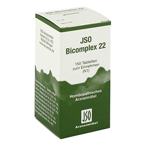 JSO-Bicomplex Heilmittel Nr.22 150 St
