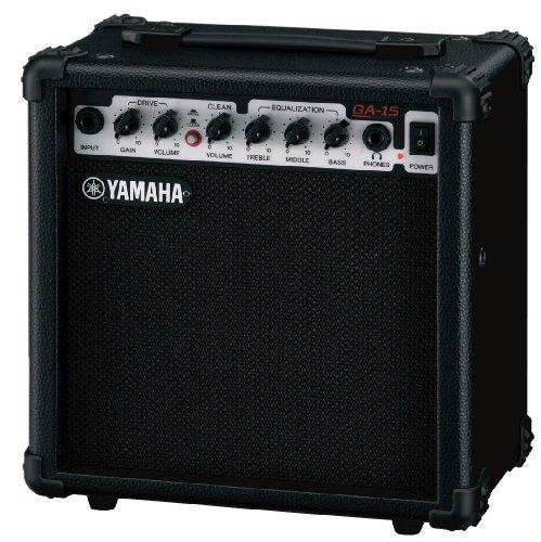 amplificador 15w fabricante YAMAHA