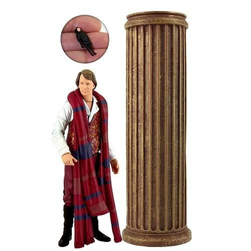 Underground Toys - 016147 - Dr. Who Exclusive - 5Th Doc Castrovala
