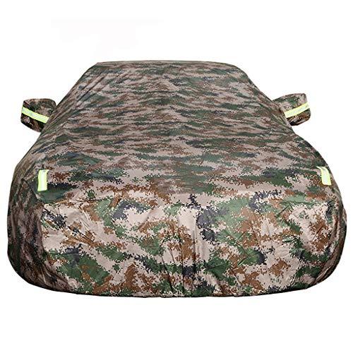 OOFAYZYJ Autoabdeckung Geeignet für Volkswagen SUV Staubdicht/Wasserdicht/Kratzfest/Winddicht/UV-Schutz Vollständige Autoabdeckung Baumwollfutter,ID.Buggy