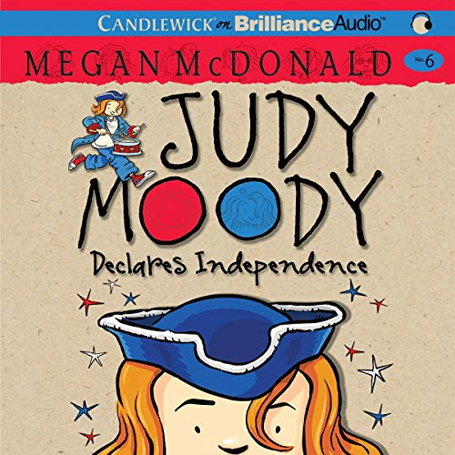 Judy Moody Declares Independence (Book 6)  By  cover art