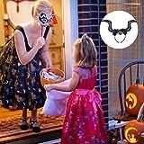 Lurrose Bandeau de Corne Halloween Bande de Cheveux Maléfique Animal Cosplay Cerceau Dair Fête Dhalloween Cosplay Accessoires Photo
