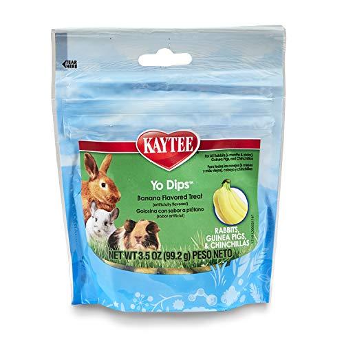 Kaytee Banana Flvor Yogurt Dipped Treat For Rabbit