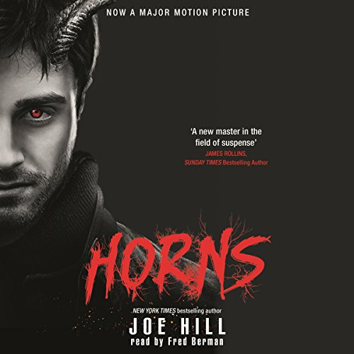 Horns cover art