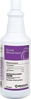 Brighton Professional Non-Acid Disinfectant Bathroom Cleaner, 32 oz.