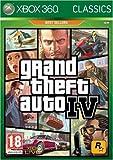 Rockstar Games Grand Theft Auto IV, Xbox 360 - Juego (Xbox 360, Xbox...
