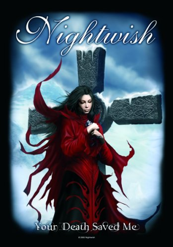 Nightwish - Higher Than Hope Flagge
