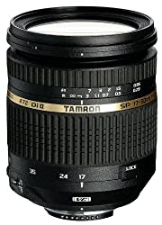 objectif Tamron SP AF 17-50mm