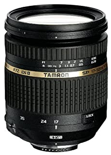 Tamron AF 17-50 mm F/2.8 XR Di II VC, LD, ASL (IF) 8 - Objetivo para Canon (Distancia Focal 17-50mm, Apertura f/2.8, estabilizador óptico, Macro, diámetro: 72mm) Negro (B002OED6ZQ) | Amazon price tracker / tracking, Amazon price history charts, Amazon price watches, Amazon price drop alerts